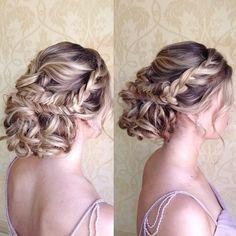 """""""Hair and makeup girl"""" Heidi Marie Garrett is a professional hairstylist and makeup artist out of Southern California. Most of her work is for weddings and engagement shoots; so, if your wedding is on the horizon, check out her Insta."""