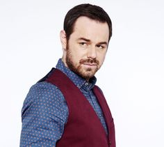 Danny Dyer as Mick Carter in EastEnders Mick Carter, Linda Carter, My Man, Gorgeous Men, Actors & Actresses, Pure Products, Celebrities, Foreseeable Future, Dryer