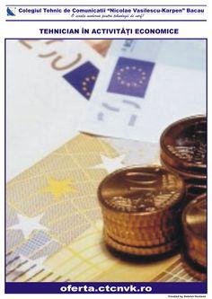 TEHNICIAN ÎN ACTIVITĂȚI ECONOMICE