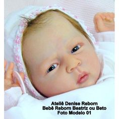 Bebê Reborn Beatriz ou Beto