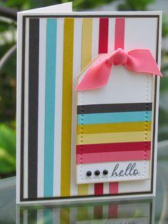 Pretty Periwinkles: Papertrey Ink September Blog Hop!