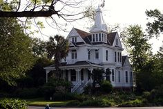 mansfield house by Exquisitely Bored in Nacogdoches, via Flickr