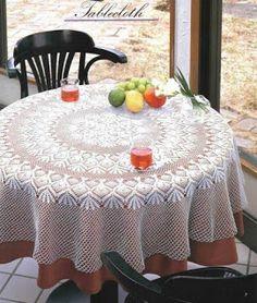 Ideas para el hogar: Manta de girasoles con motivos a crochet