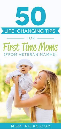 Becoming a first-time mom can be a daunting experience. I asked 50 mommy bloggers to share their wisdom and advice for new parents!