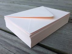 10 A6 Lux Blush Pale Pink Envelope Paper Source 4 by SEEDInvites, $17.00