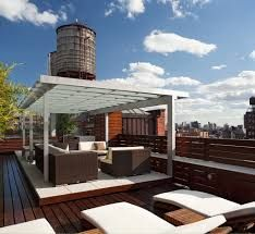 roof deck design - Google Search