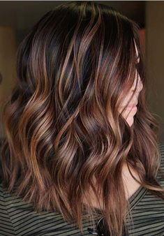 Here are 58 most beautiful balayage hair color ideas for 2018 from blonde highlights to brown, caramel and burgundy shades. These are amazing hair color ideas for every fashionable women to show off in 2018.