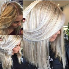 Simple Toning For A Dramatic Difference - Hair Color - Modern Salon #ad