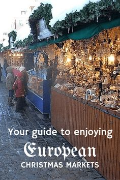 Whether you visit one or many, European Christmas Markets are a must do on any winter trip to Europe. My guide shows you how to make the most of your visit Christmas In Germany, German Christmas Markets, Christmas Markets Europe, Christmas Travel, Holiday Travel, Berlin Christmas, Holiday Market, Winter Christmas, Winter Holidays