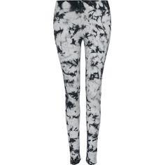 Ladies Acid Wash Spinkle Leggings ($10) ❤ liked on Polyvore featuring pants, leggings, fancy pants, dressy leggings, fancy leggings, party pants and dressy pants