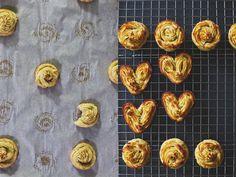 sweet sweet potato cookies.
