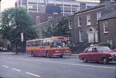 Ballsbridge Dublin 1981 | MajorCalloway | Flickr Old Pictures, Old Photos, Dublin Street, Old And New, Ireland, Past, Explore, History, Folklore