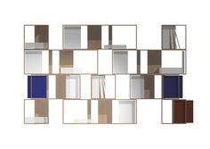 Al Salone del Mobile 2012, Valsecchi 1918 presenta la Libreria Twin Box, design by Nicola De Ponti, lo scrittoio Leo, design Laudani e L'appendiabiti Tago (design Paolo Cappello).