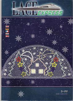 Lace Express 1999-03 - Helena Strzępa - Picasa Webalbums