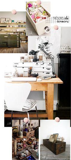 meubles à tiroirs