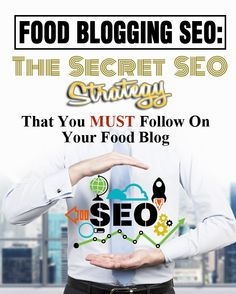 Welcome to food blogging SEO and I am kicking off the SEO posts for this month by talking to you about one secret SEO that you must follow on your food blog.