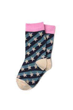 fashion kooky socks, (R) STARS
