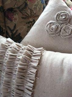 pillow embellishments