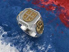 Serbian signet ring