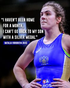 Natalia Vorobieva, Team Russia Olympic Wrestling, Wrestling Quotes, Olympics, Russia, Tank Man, Photo And Video, Mens Tops, Instagram, Fight Quotes