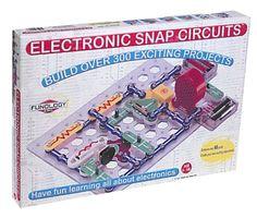 ScienceKits.com, Inc. Electronic Snap Circuits 300