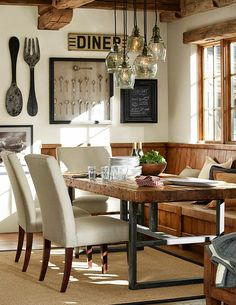 fab dining room makeovertin barn market in almonte, on using