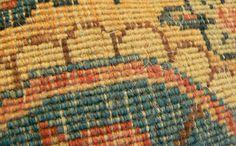 Greystone Fine Furniture - Antique Kerman arjmand 10 x 15 Tom