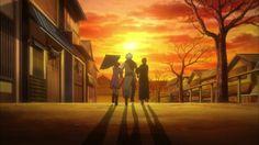 Kagura, Gintoki and Shinpachi