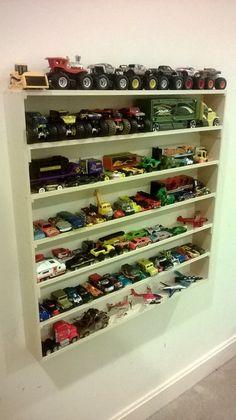 Hot Wheels Matchbox Cars Monster Trucks Legos by ThomasRacks