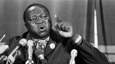 uganda 1977 - idi Amin