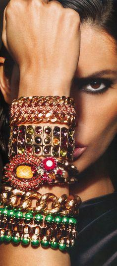 Bracelet sparkle stacks  ♥✤ | Keep Smiling | BeStayBeautiful