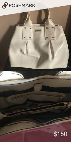 Coach Patent Leather Fuchsia Bag w  Strap   Patent leather, Cross ... b510458694