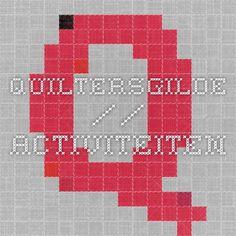 Quiltersgilde // Activiteiten