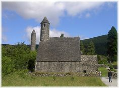 Monastère de Glendalough Netherlands, Travel Inspiration, Building, Excalibur, Photography, Nature, Ireland, United Kingdom, Turning
