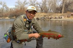 Juan Ramirez | Angler's Covey Fly Shop and Guide Service