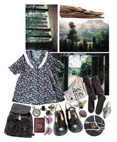"""Little Numbers : : BOY"" by hippierose ❤ liked on Polyvore"