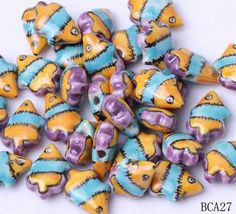 16x10mm Porcelain Charms Yellow Fish Jewelry Necklaces Making Findings Beads http://www.eozy.com/16x10mm-porcelain-charms-yellow-fish-jewelry-necklaces-making-findings-beads.html