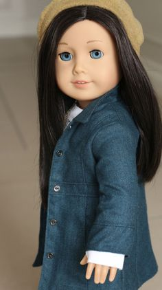 American Girl Doll Clothes Fits 18 Dolls Just by NoodleClothing
