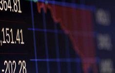 ABD borsaları sert düştü - ABD borsaları petrol fiyatlarındaki düşüşün etkisiyle günü sert düşüşlerle tamamladı
