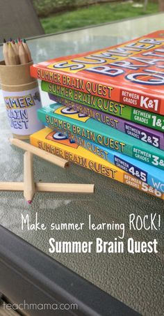make summer learning