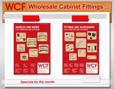 WCF Wholesale Cabinet Fittings
