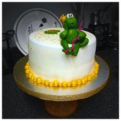 Frog- Birthday Cake Made by Kiyomi Sakamoto