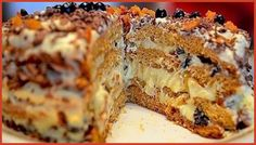 Pastry Recipes, Baking Recipes, Cake Recipes, Ukrainian Recipes, Russian Recipes, Cooking Beets In Oven, Easy Cake Decorating, Sweet Cakes, Kefir