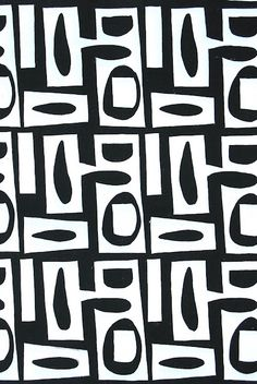 graphic : kuba cloth inspired : textile design