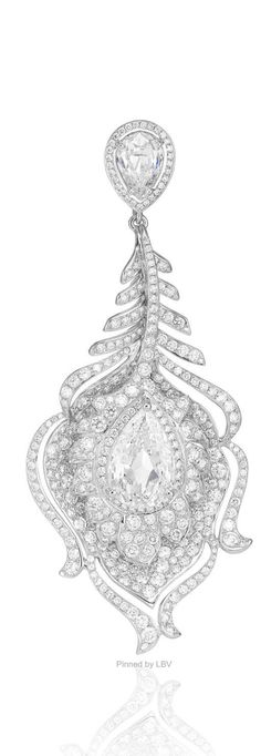 Chopard Fashion at Cannes 2014, Earring  | LBV ♥✤ | BeStayBeautiful