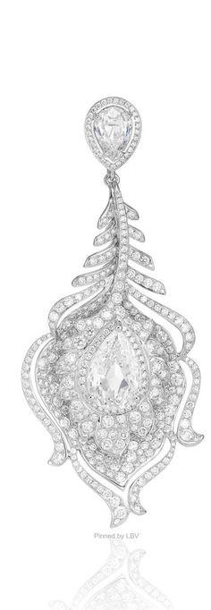 Chopard Fashion at Cannes 2014, Earring    LBV ♥✤   BeStayBeautiful