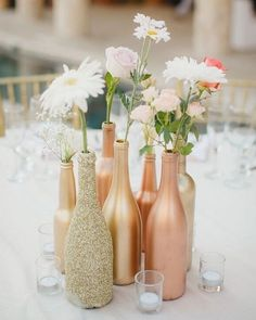 18 Gorgeous Mason Jars Wedding Centerpieces Mason jar
