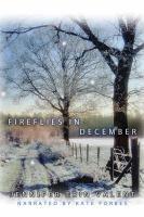 """Fireflies in December"" by Jennifer Valent was the 2010 Christy Award winner for First Novel."