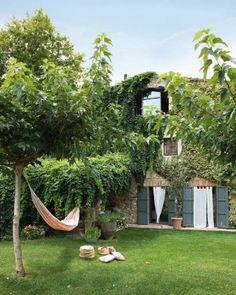 A restored farmhouse in beautiful Catalonia