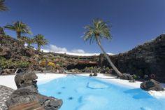 An #oasis! Lanzarote - Jameos del Agua